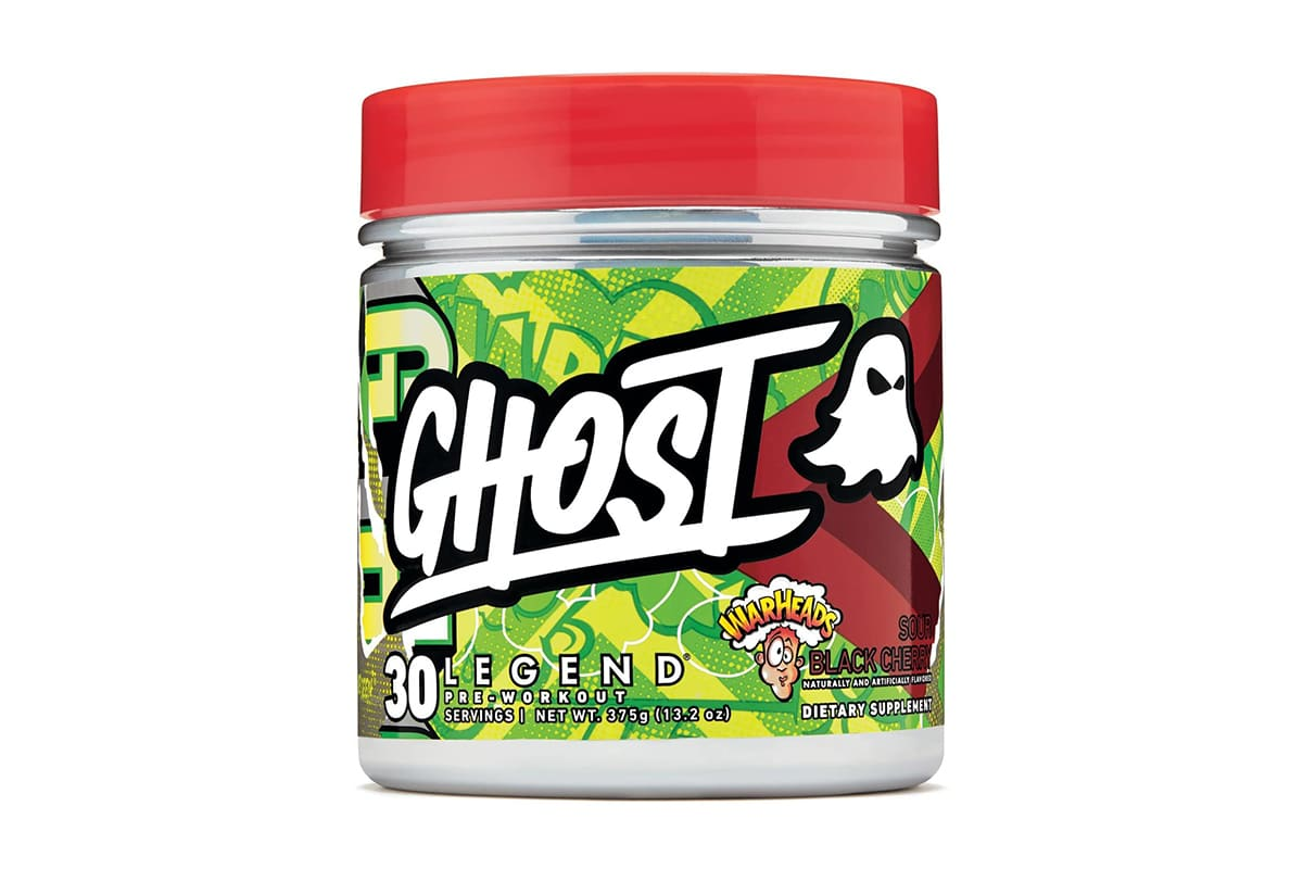 Pre-Workout Everything You Need to Know Ghost Legend Pre Workout