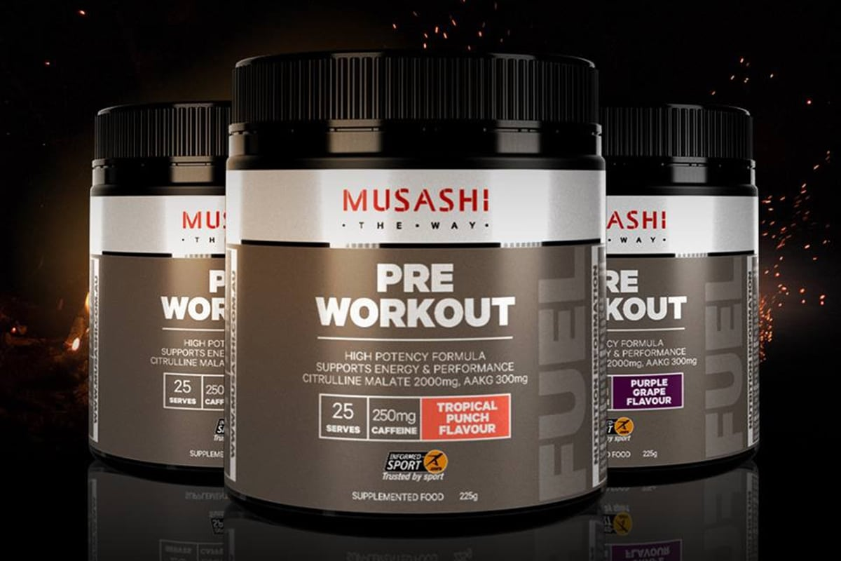 Pre-Workout Everything You Need to Know Musashi The Way Pre-Workout