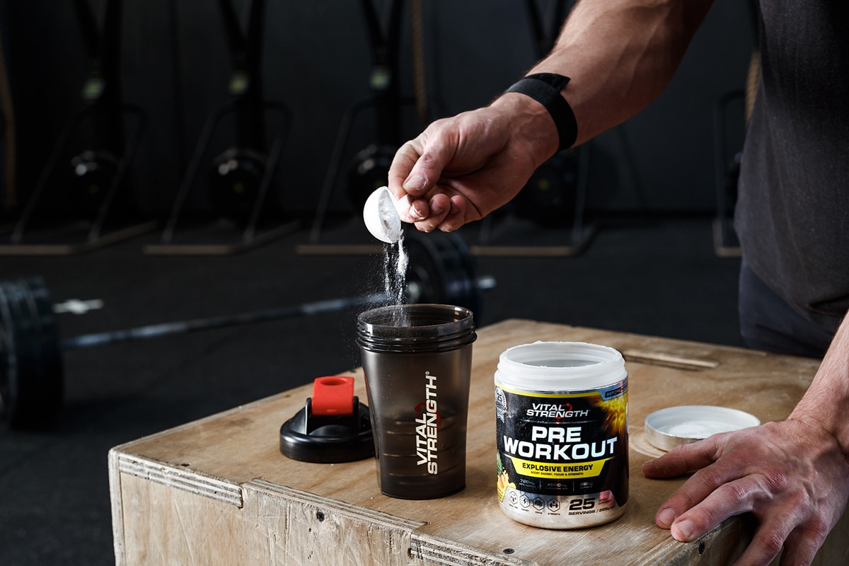 Pre-Workout Everything You Need to Know Vital Strength Pre-Workout