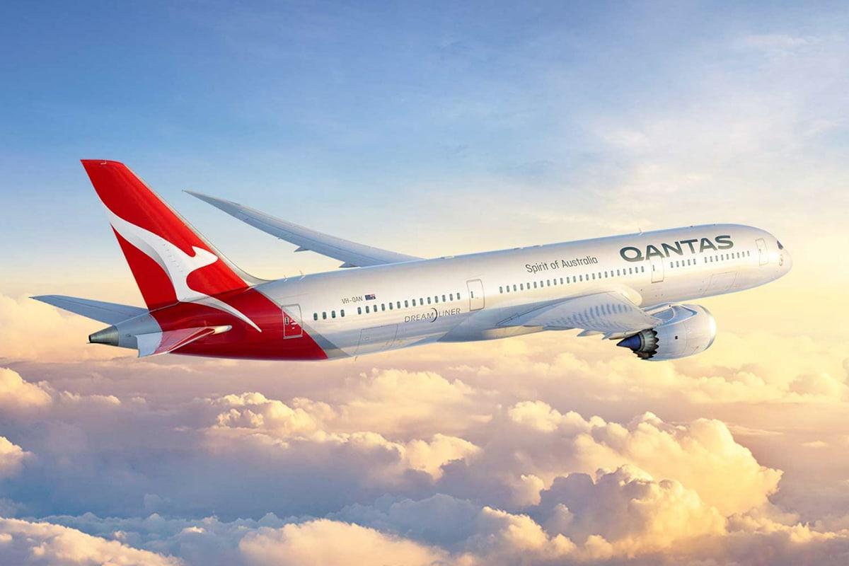 Qantas Loss International Flights 1