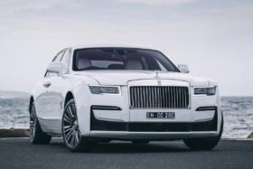 Rolls Royce Ghost 18