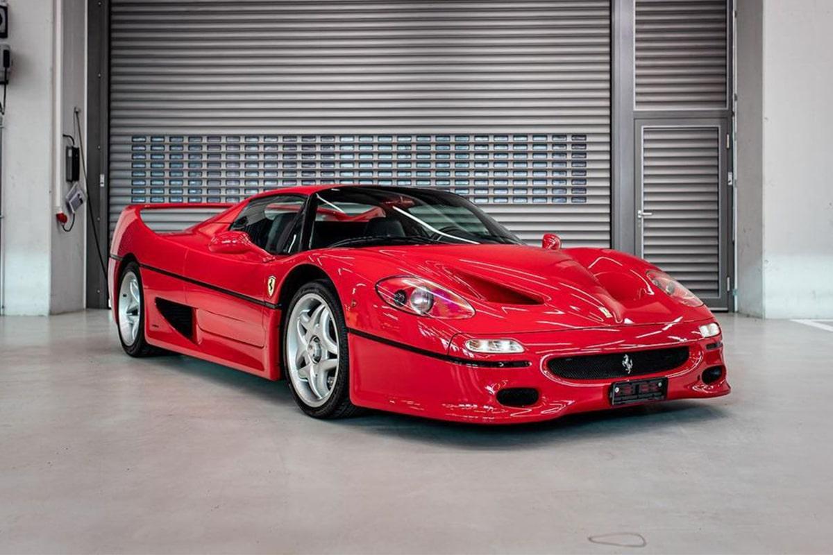 Sebastian Vettel Ferrari Collection 2