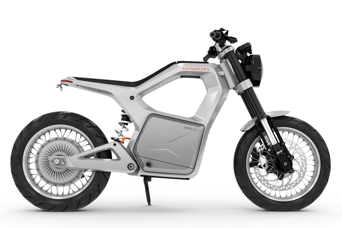 Sondors Metacycle gray