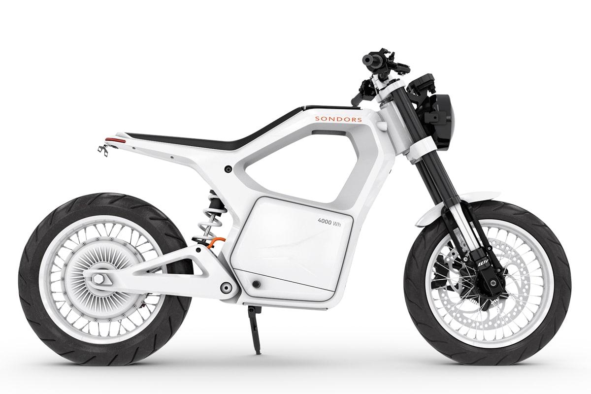 Sondors Metacycle white