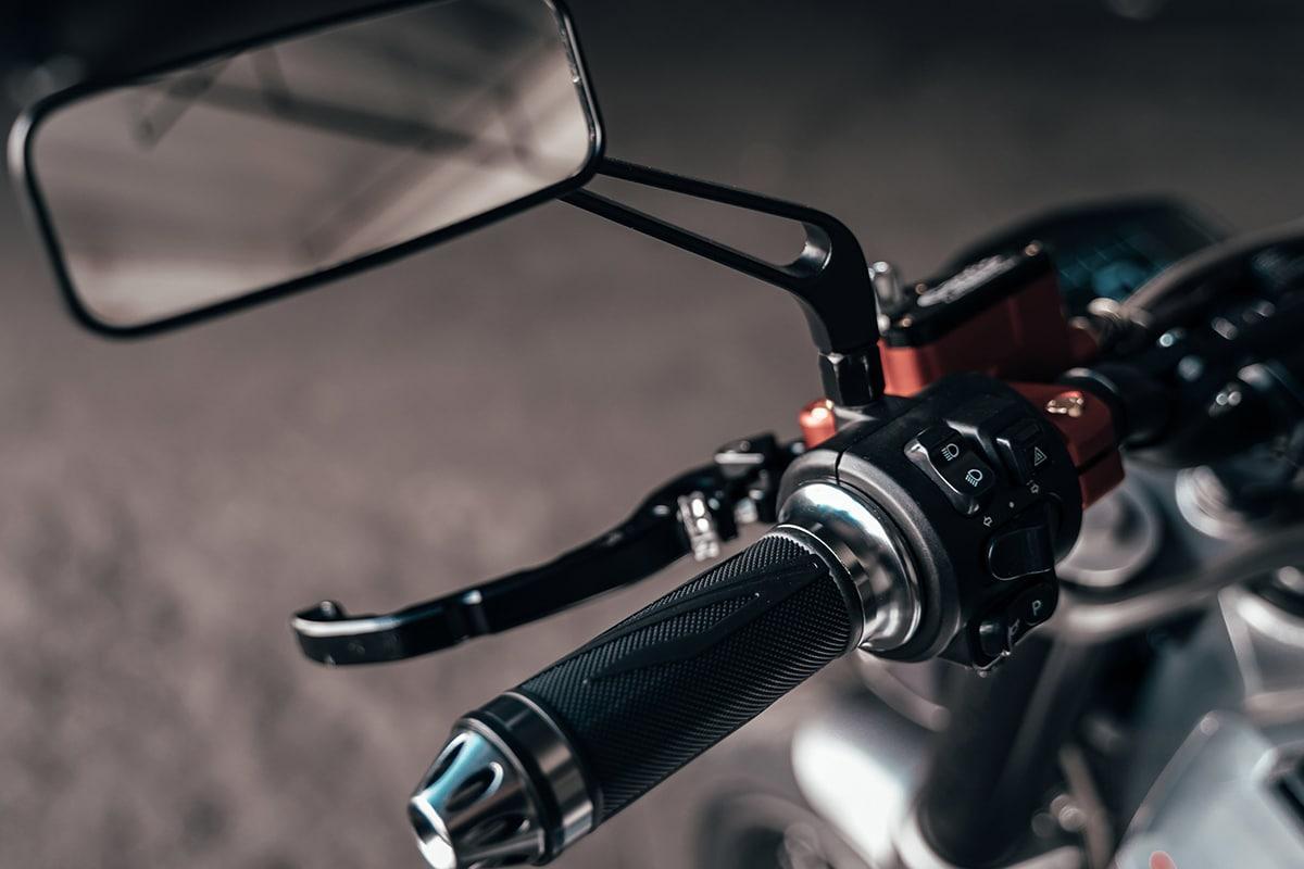 Sondors Metacycle handle