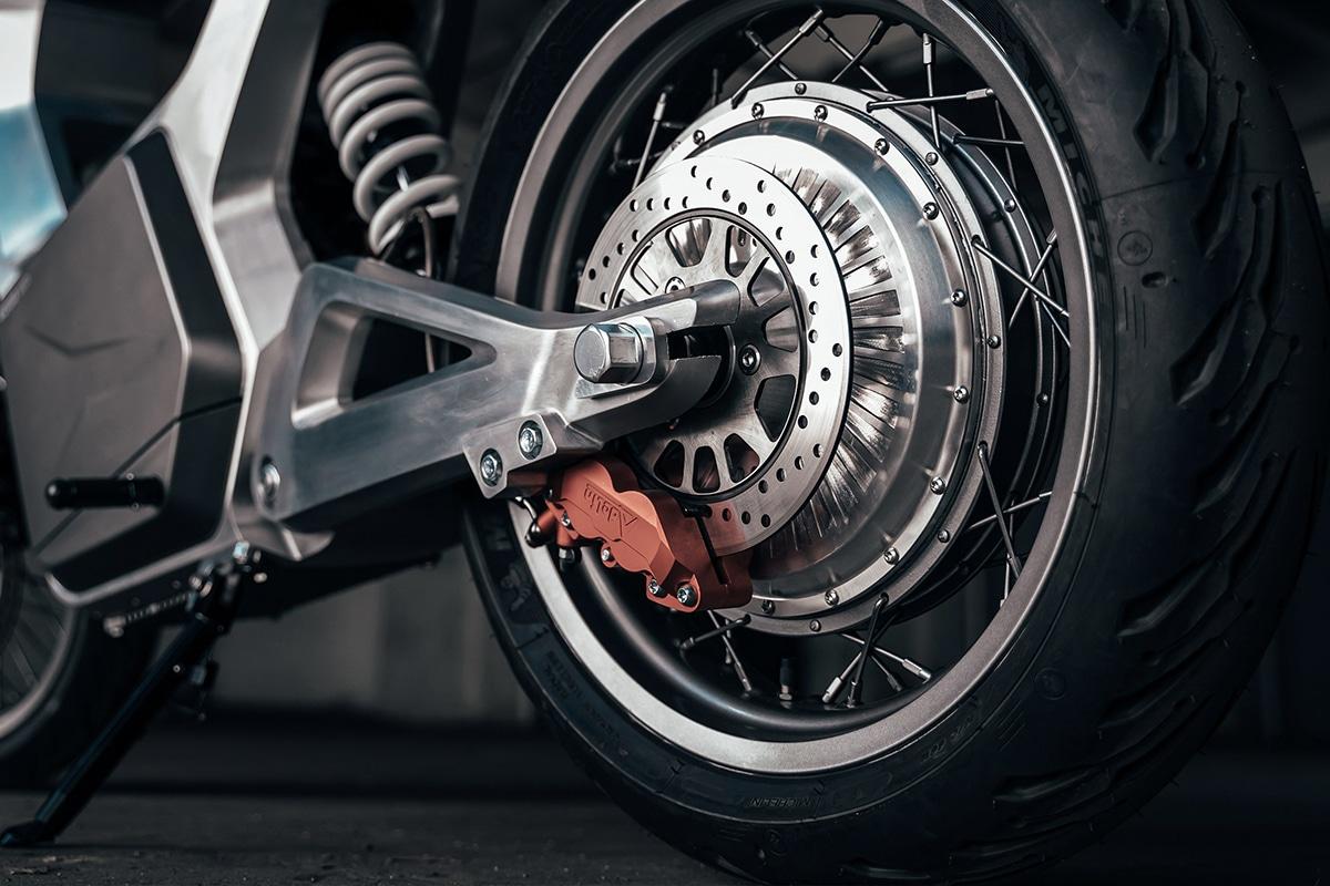 Sondors Metacycle wheel