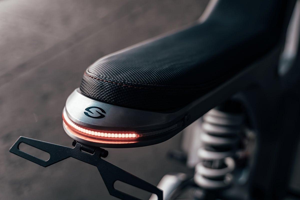 Sondors Metacycle brake light