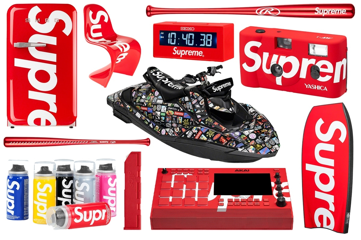 Supreme SS21 Accessories Collection