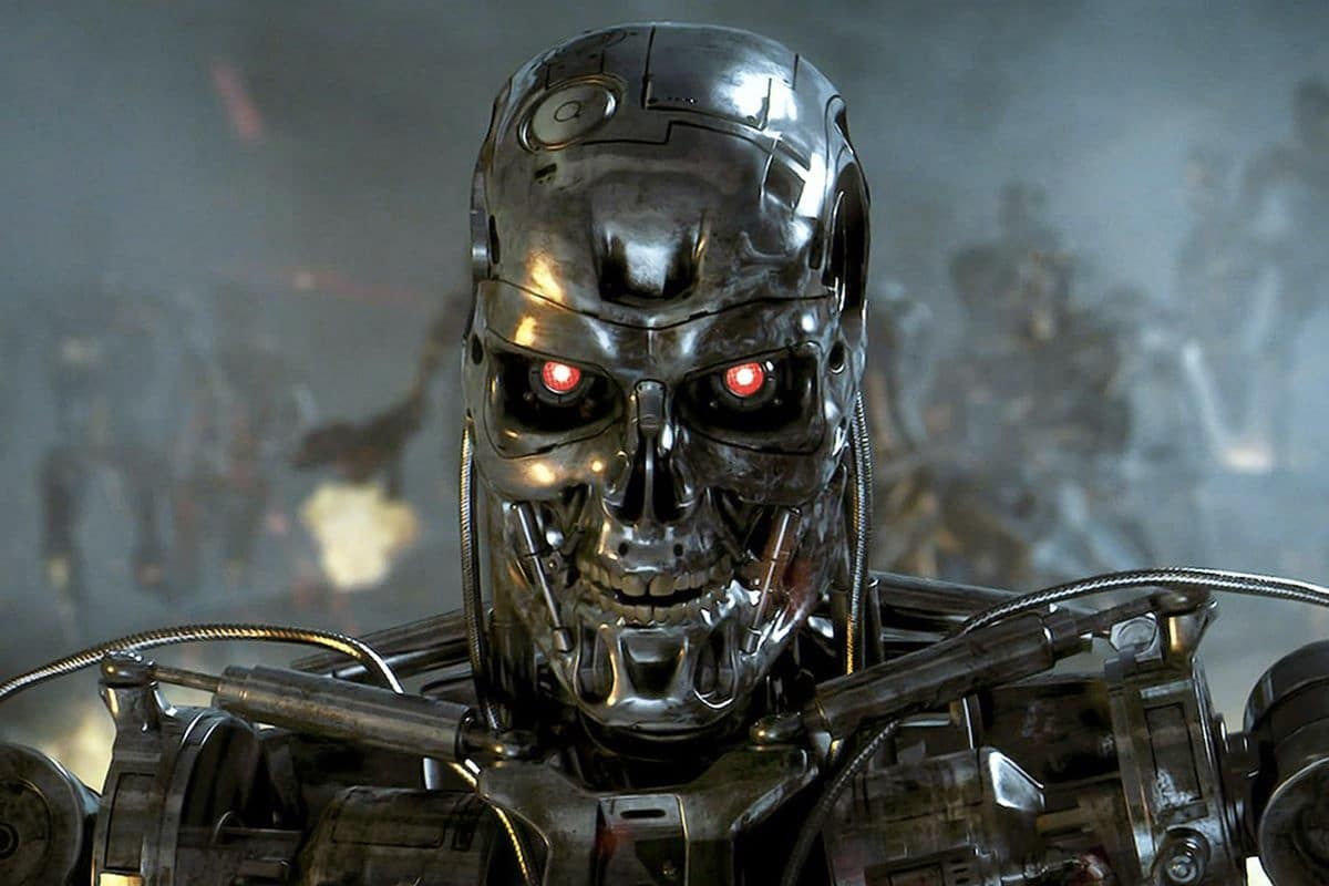 Terminator Netflix Anime 2