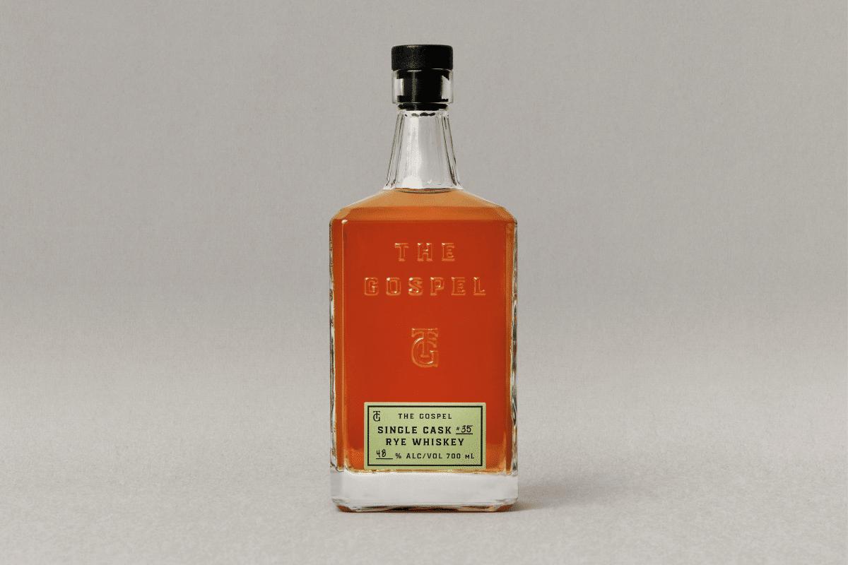 Хвала Будь! Виски Gospel Rye вырос из 100% австралийских ингредиентов   Человек многих