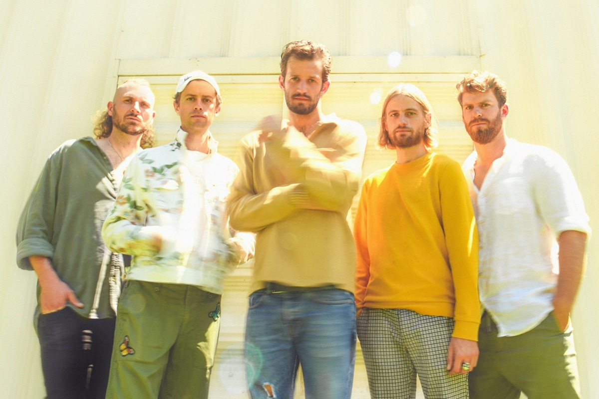 'It's Everything' – The Rubens on '0202' and the Long-Overdue Return of Live Music