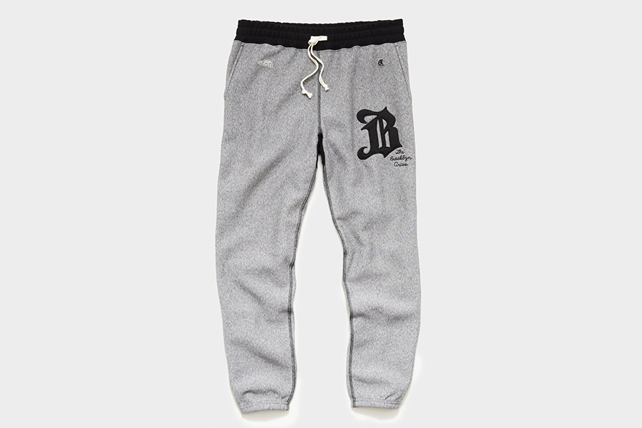 Todd Snyder x Brooklyn Circus jogging pants