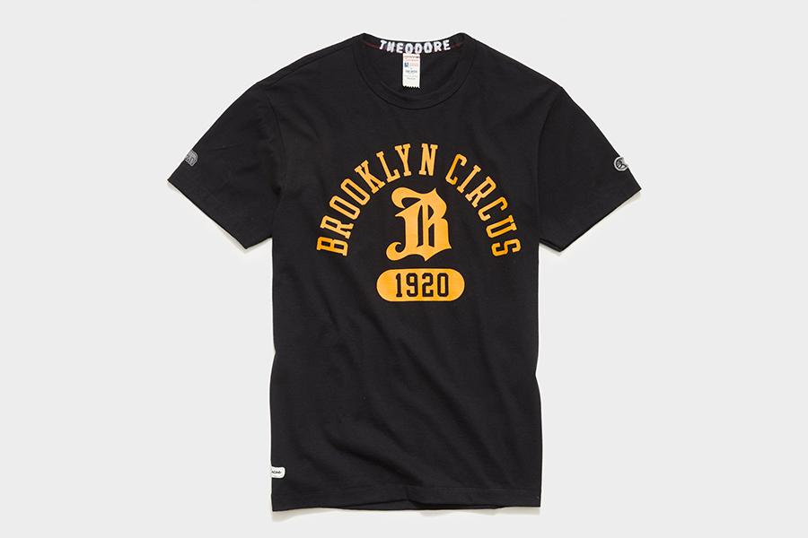 Todd Snyder x Brooklyn Circus black shirt