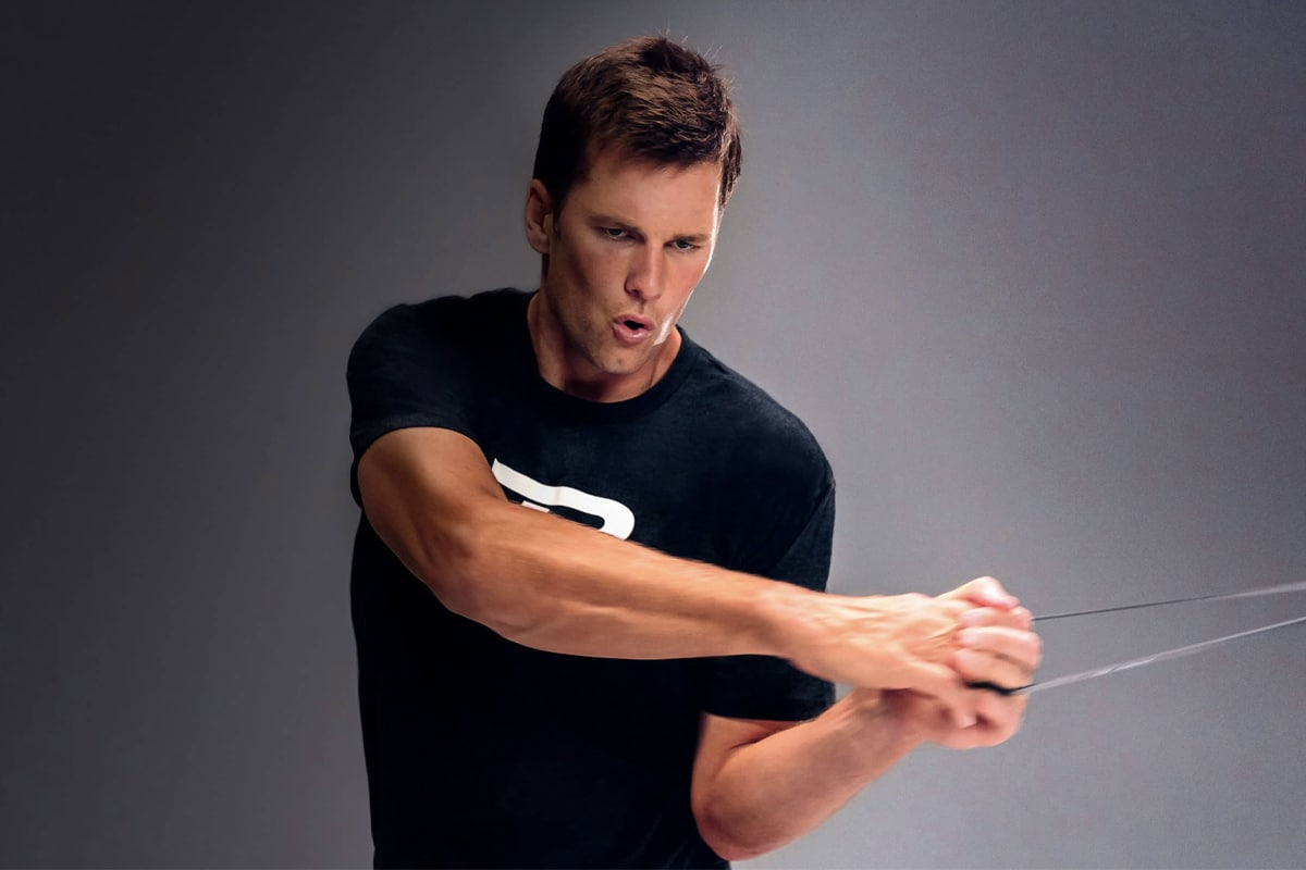 Tom Brady Workout and Diet Plan