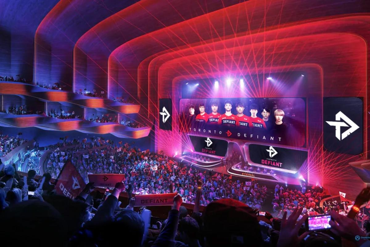 Киберспортивная арена за 500 миллионов долларов появится в Торонто   Человек многих