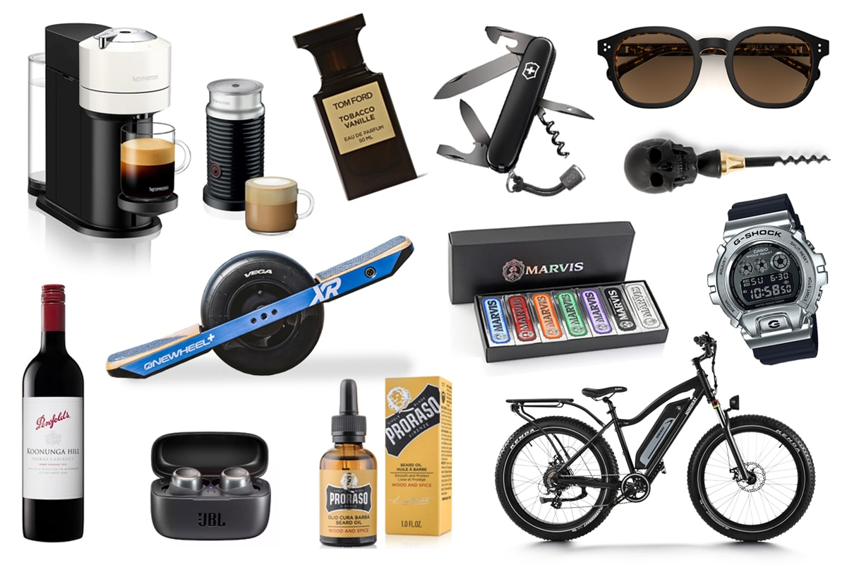 Products from the list of 2021 Valentine's Day Gift Guide for Him