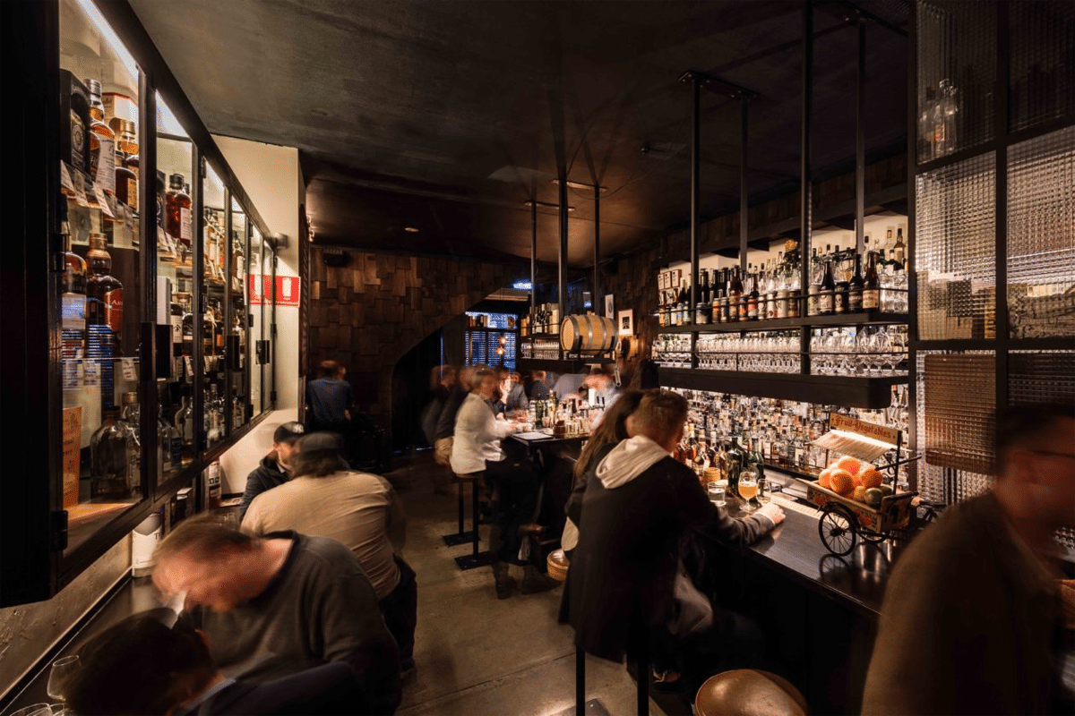 Whisky and Alement Melbourne