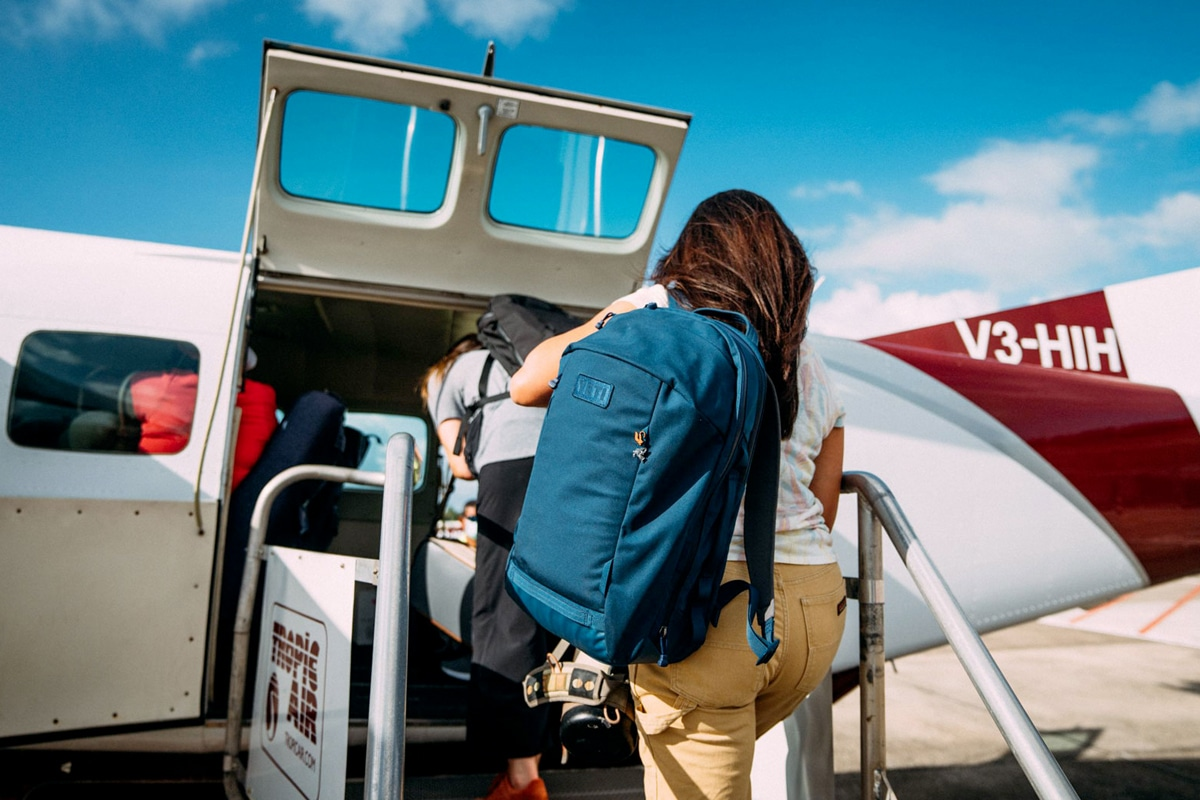 Yeti's First-Ever Luggage Line is Built for Adventure