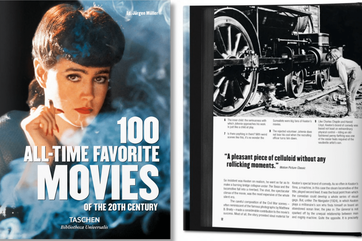 Taschens 100 all time favourite movies