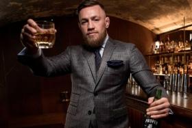 1 Conor McGregor Sells Proper No 12 Whiskey