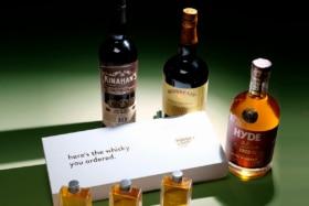1 whisky loot Irish Whiskey Tasting Pack