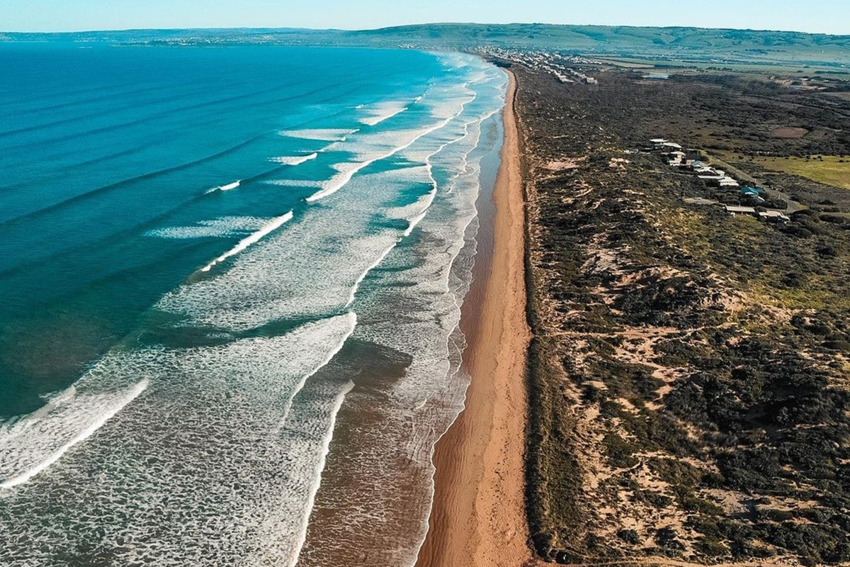 Best Adelaide Beaches for Swimming, Surfing and Snorkelling Goolwa beach
