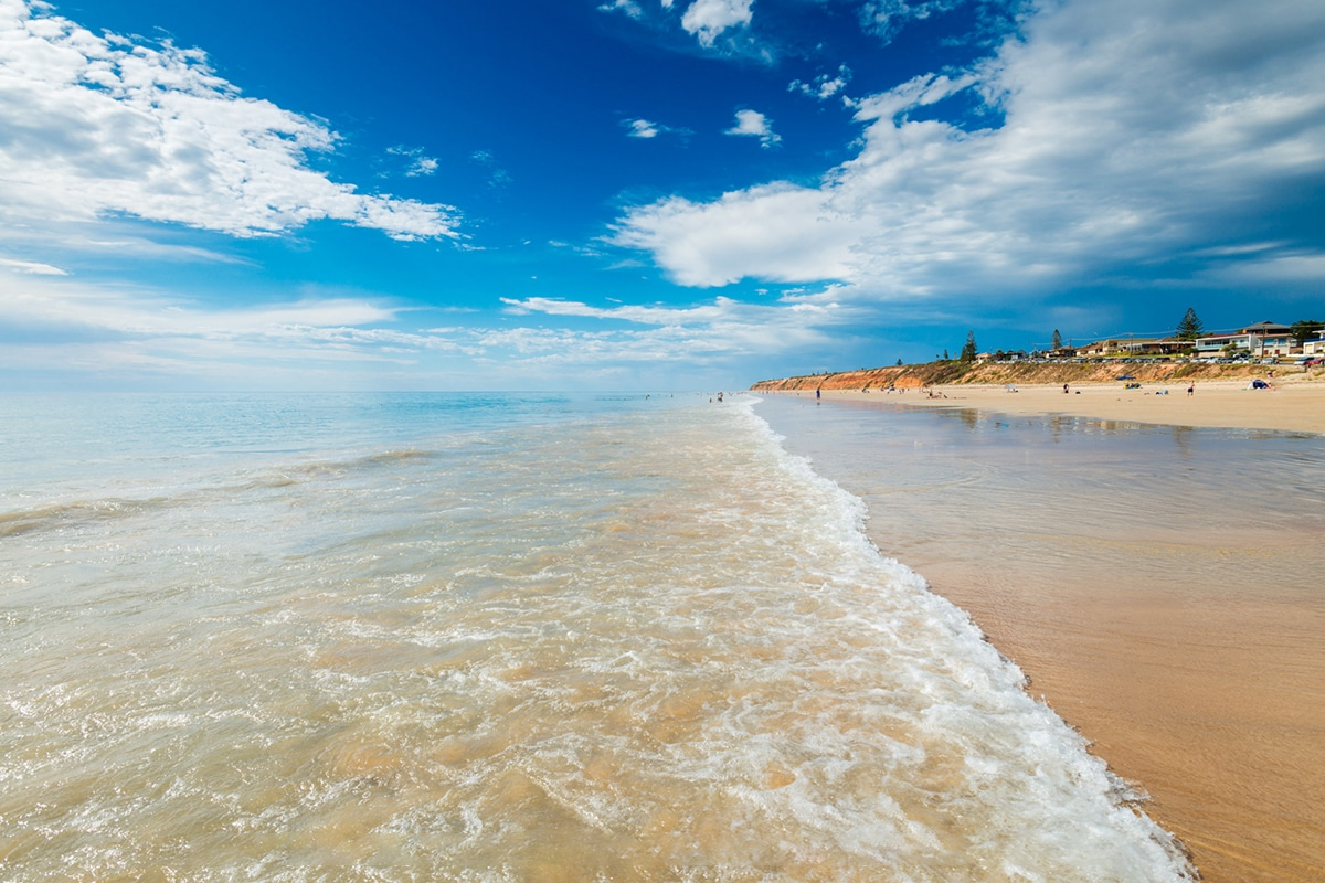 Best Adelaide Beaches for Swimming, Surfing and Snorkelling Moana Beach