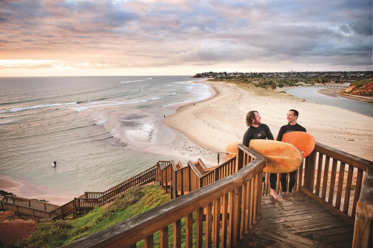 Best Adelaide Beaches for Swimming, Surfing and Snorkelling Port Noarlunga