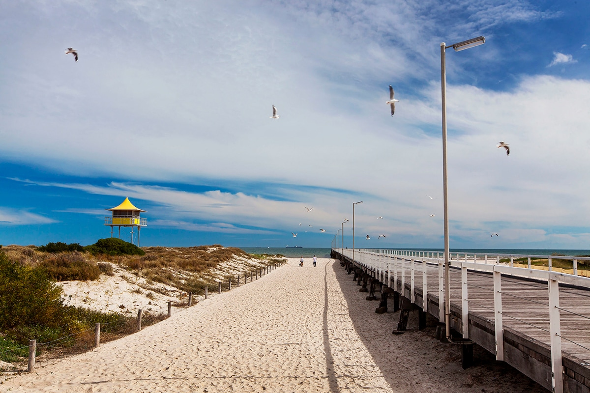 Best Adelaide Beaches for Swimming, Surfing and Snorkelling Semaphore