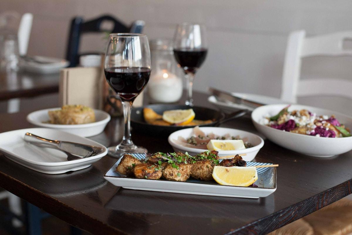 Best Greek Restaurants in Melbourne Bahari The Hellenic Palate