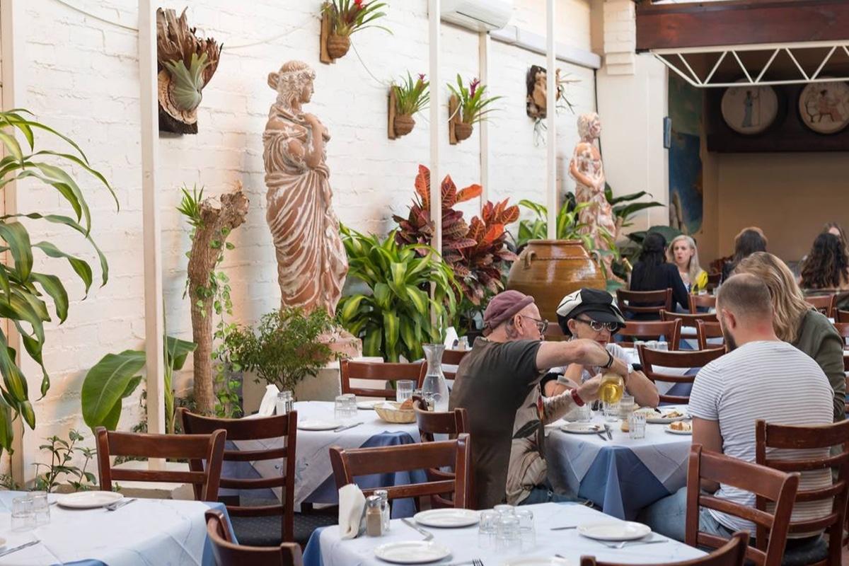 Best Greek Restaurants in Melbourne Jim's Greek Tavern