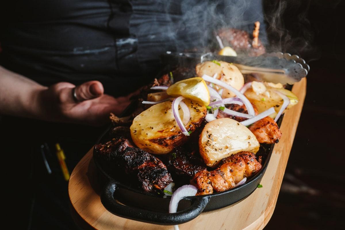 Best Greek Restaurants in Melbourne Theodora's Bar and Grill