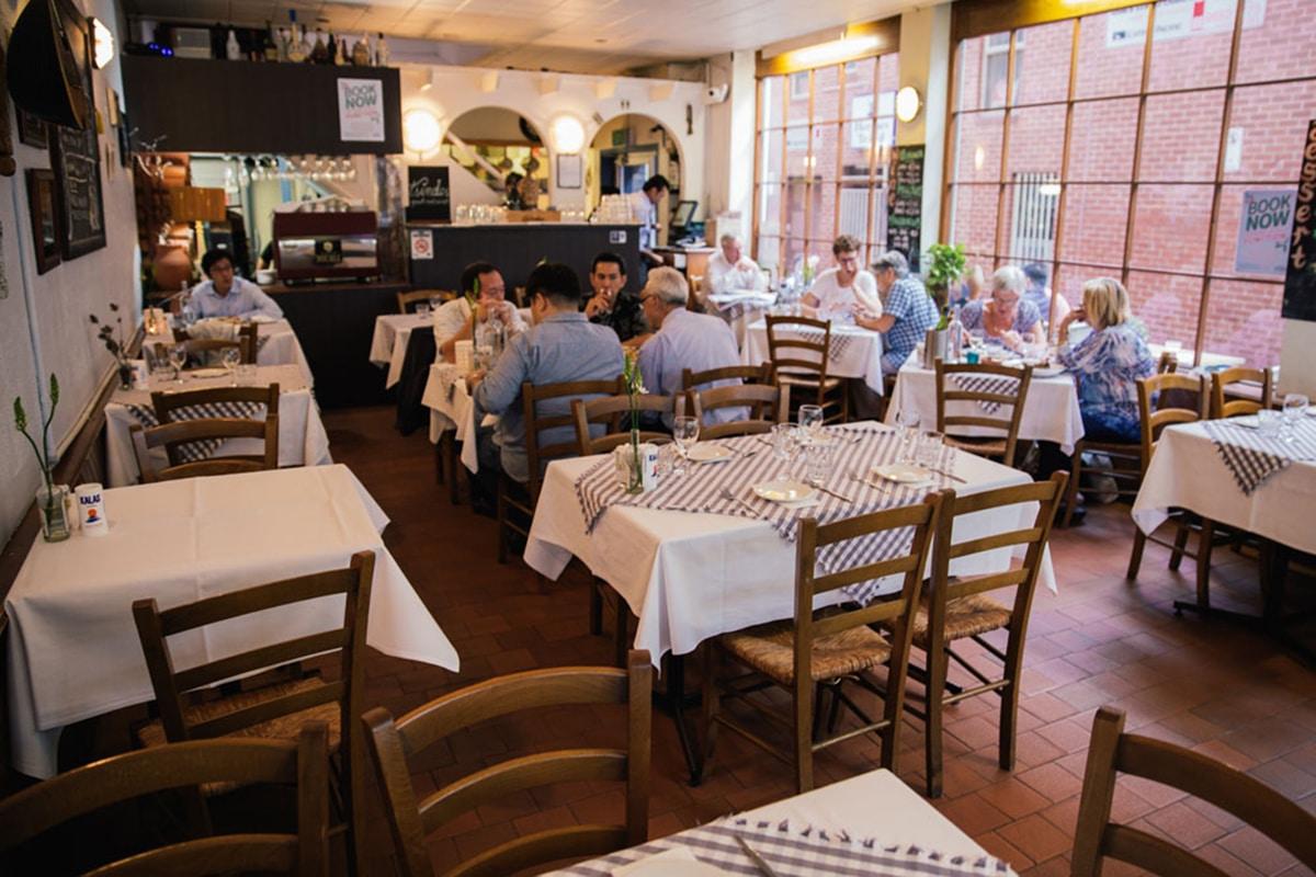 Best Greek Restaurants in Melbourne Tsindos