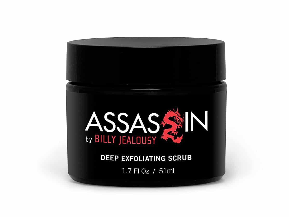 Assassin Billy Jealousy Deep Exfoliating Scrub