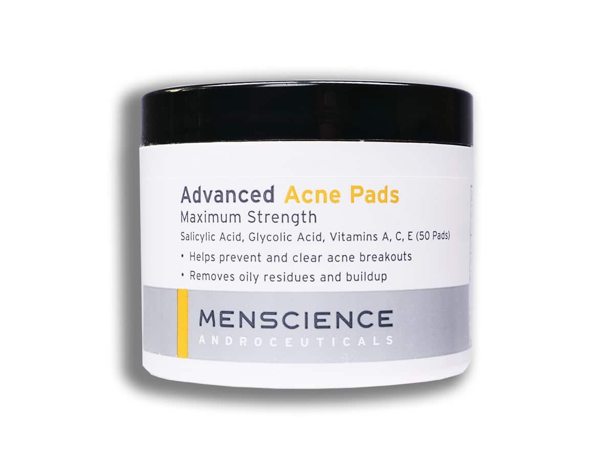 MenScience Advance Acne Pads