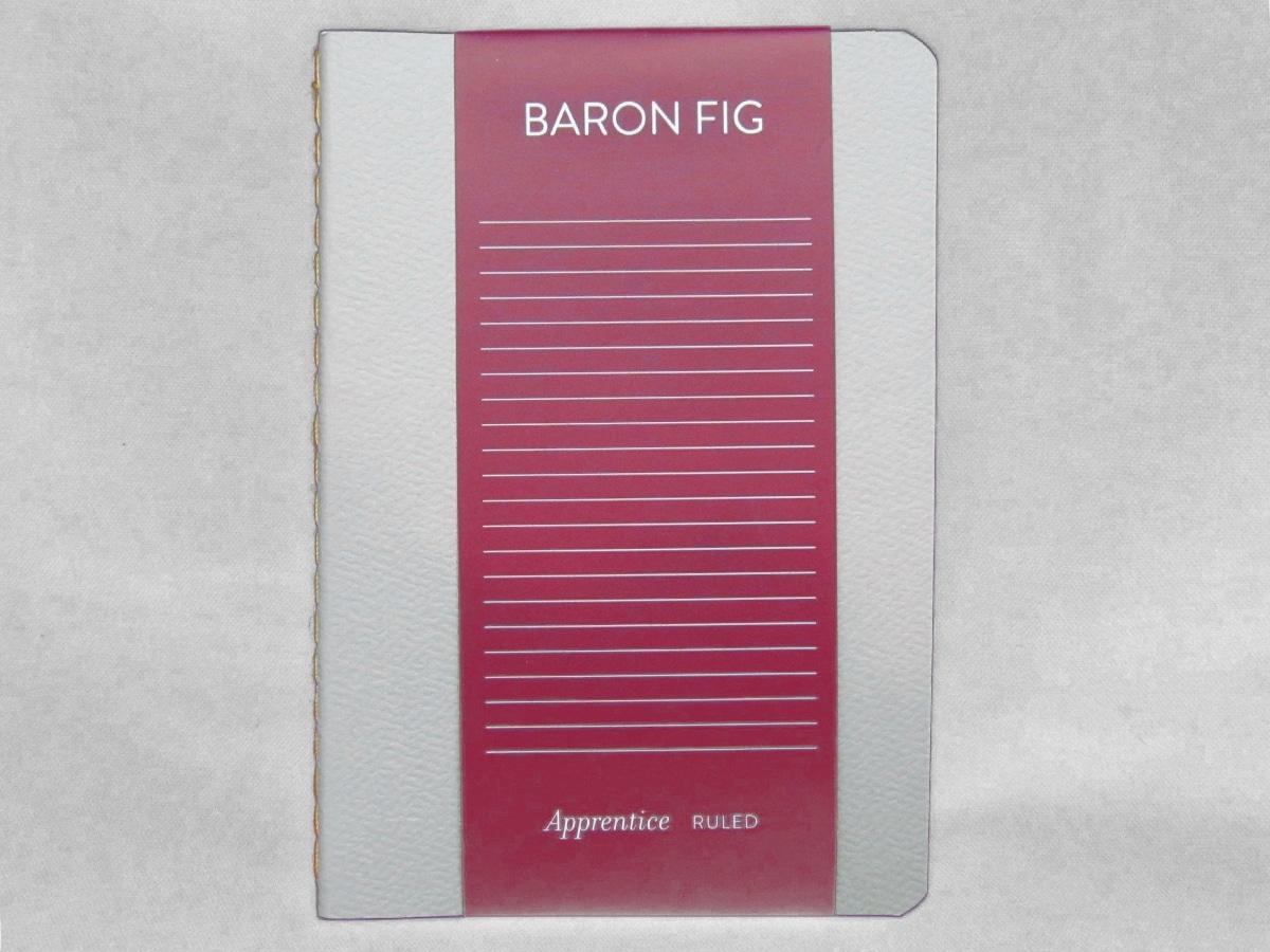 baron fig apprentice