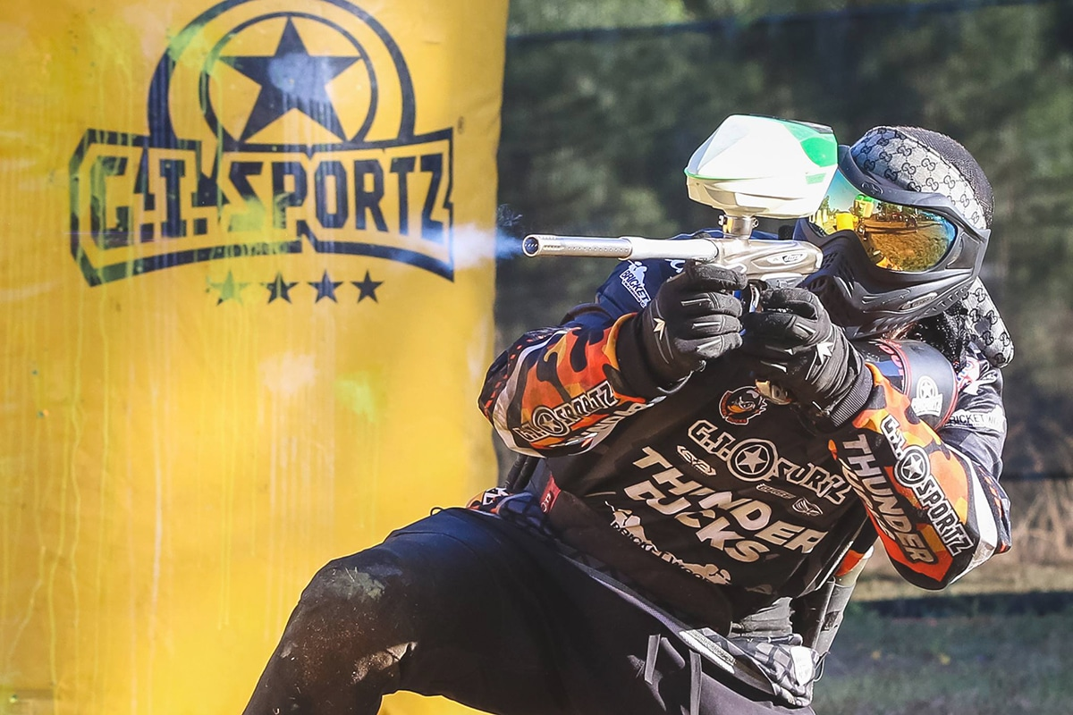 melbourne paintball player