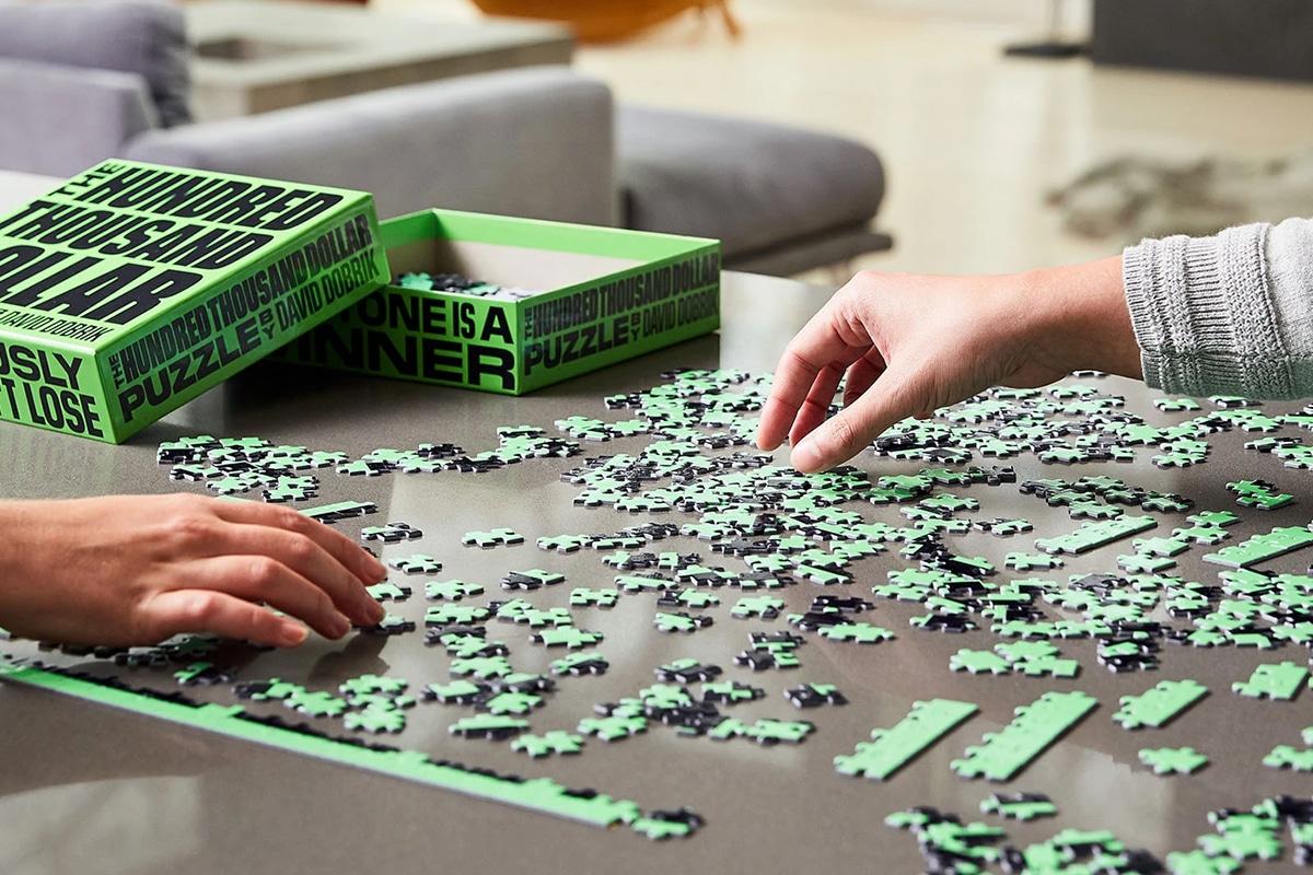 100k Puzzle set