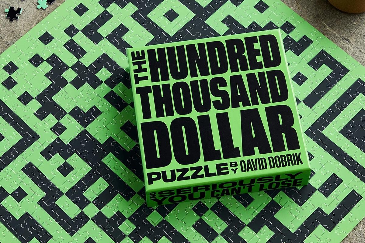 100k Puzzle box content