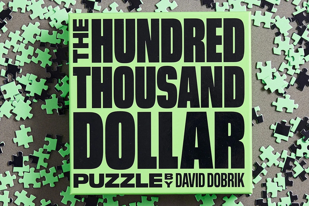 100k Puzzle box