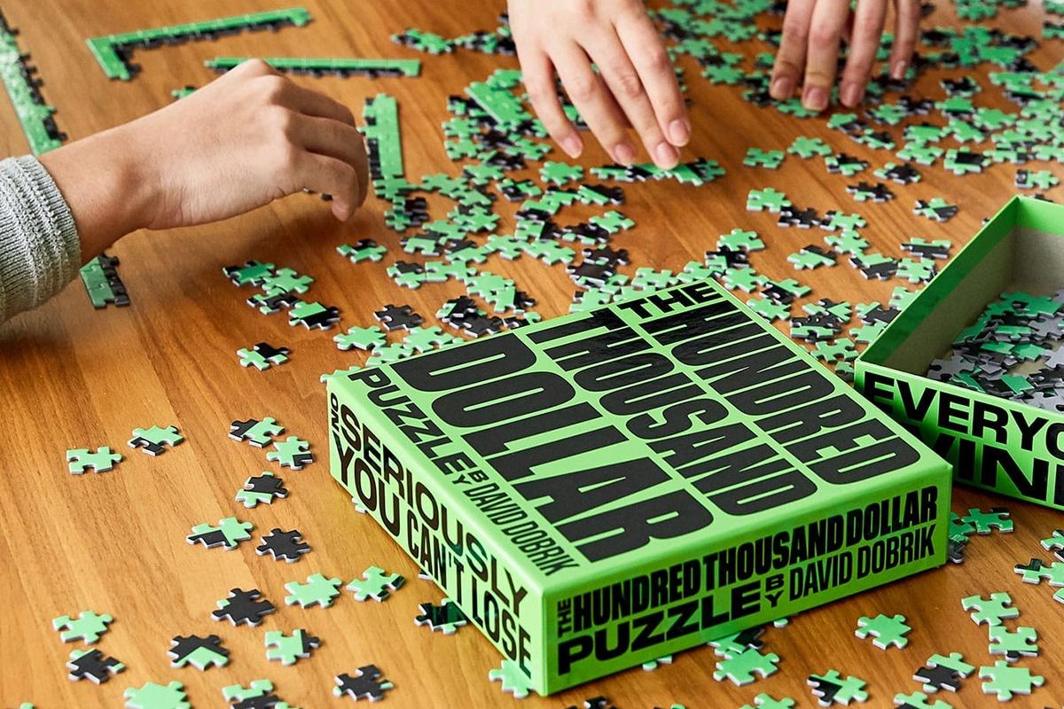 100k Puzzle solving