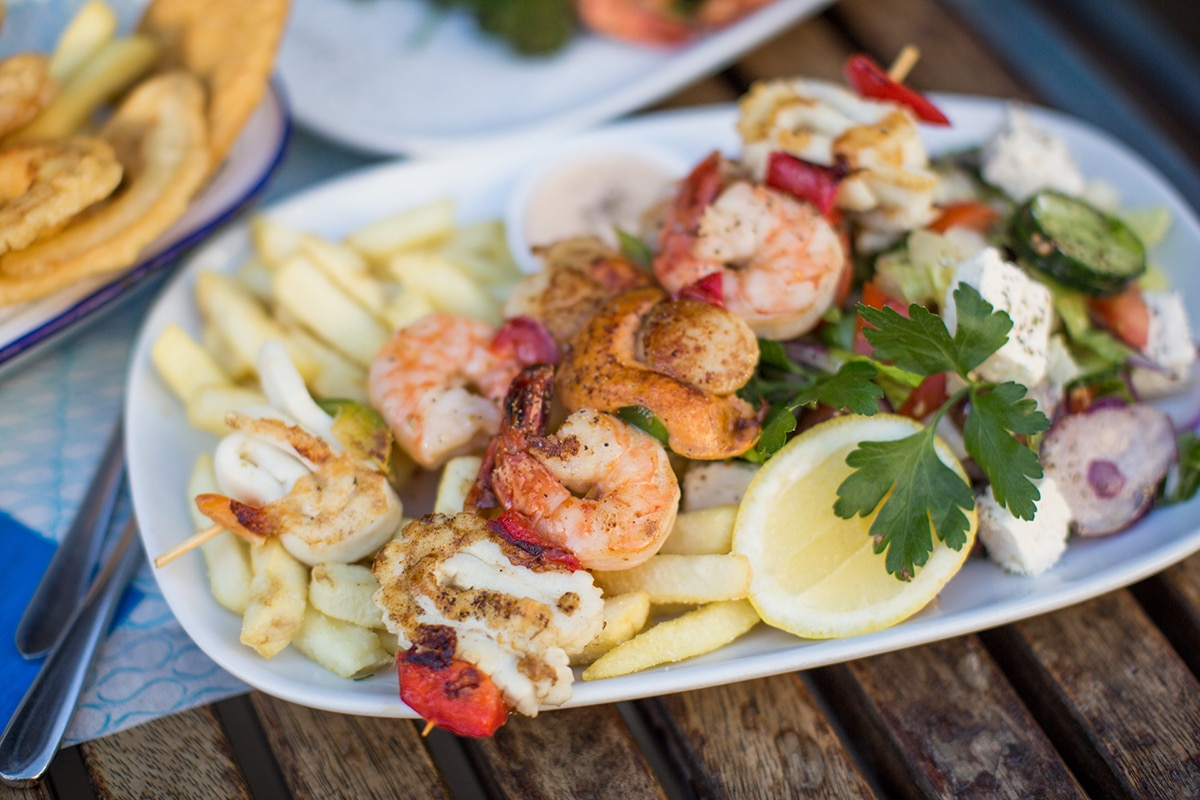 Spots for the Best Fish and Chips on the Gold Coast Hunky Dory Fish & Chips Palm Beach