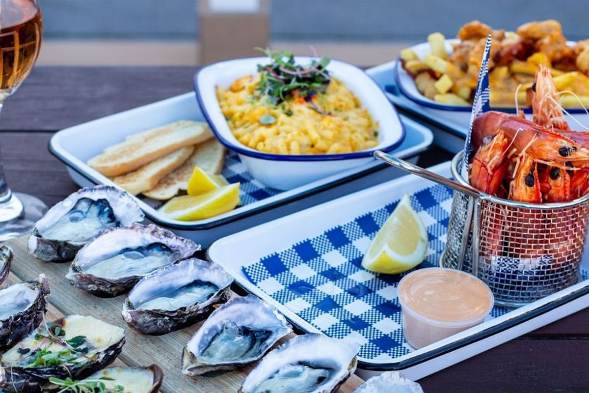 Spots for the Best Fish and Chips on the Gold Coast The Fish Shak