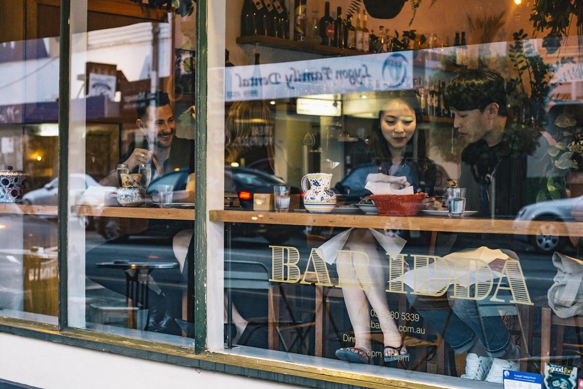 Best Lygon Street Restaurants Bar Idda