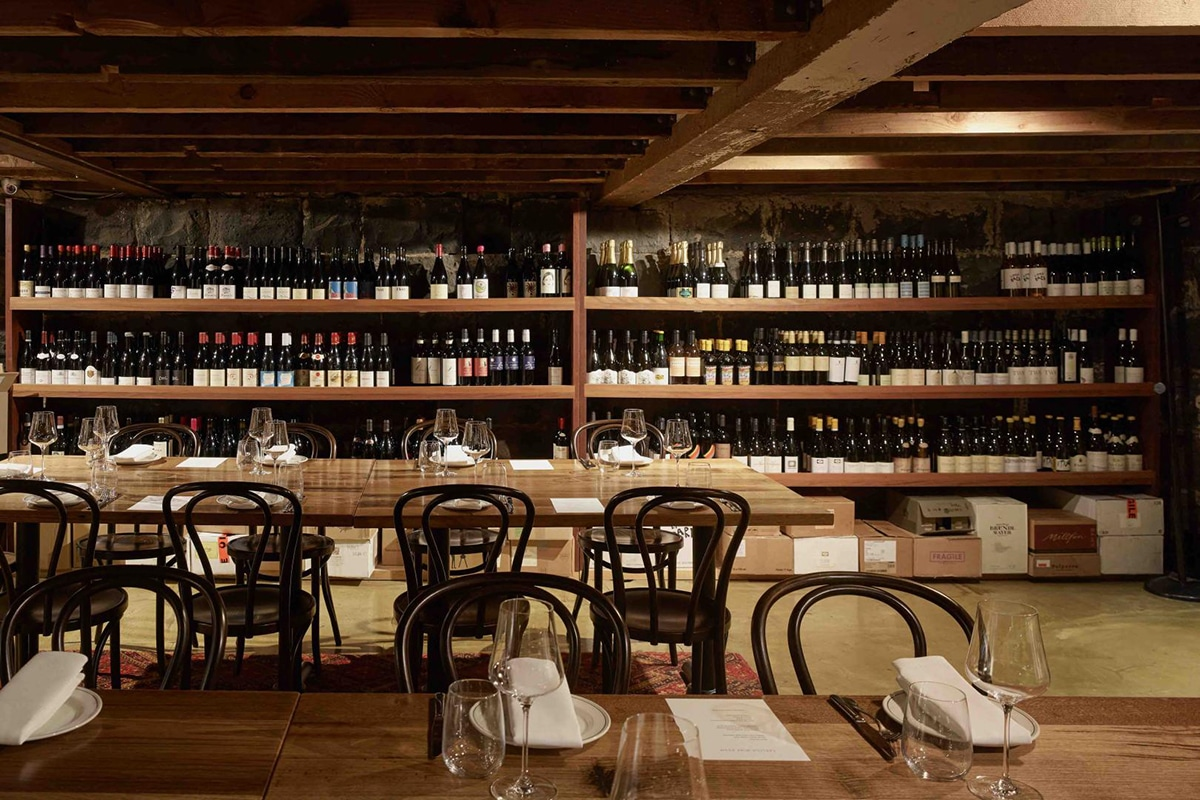 Best Lygon Street Restaurants Carlton Wine Room
