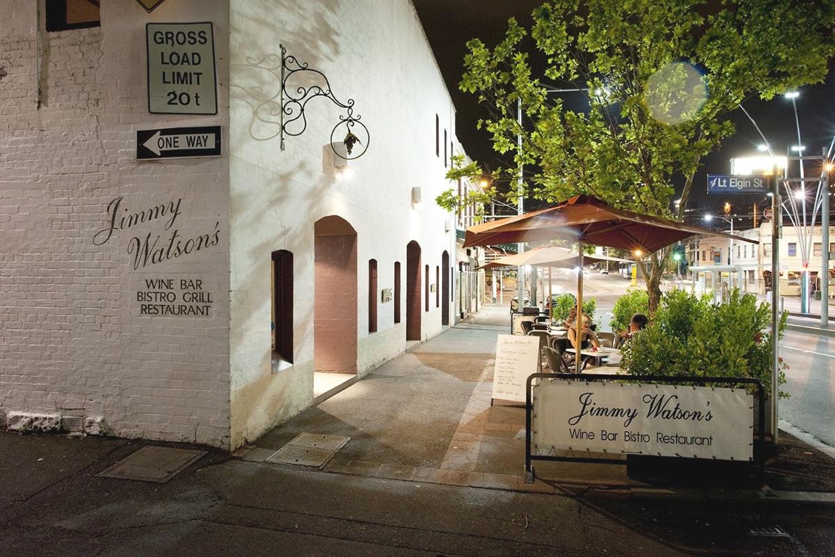 Best Lygon Street Restaurants Jimmy Watson's
