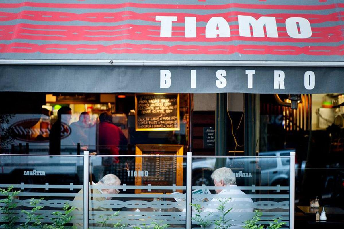 Best Lygon Street Restaurants Tiamo