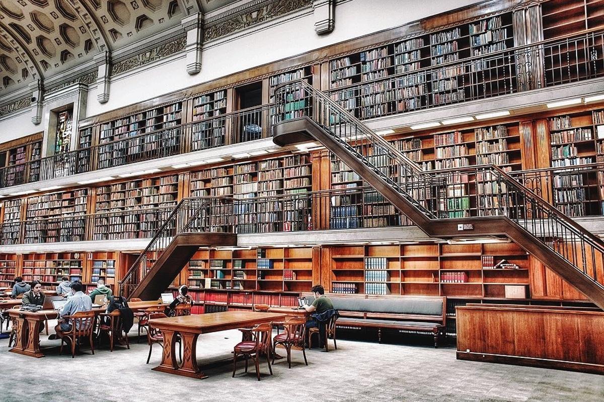 Best Libraries in Sydney