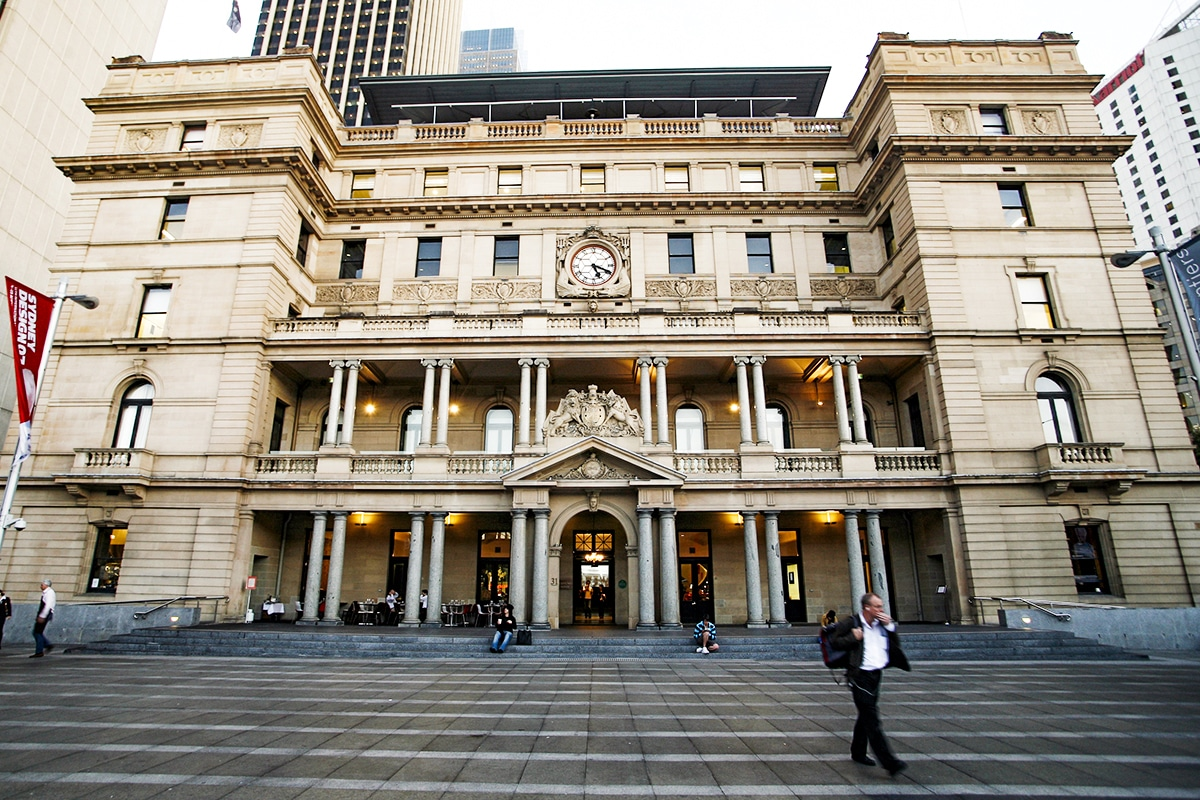 Best Libraries in Sydney Customs House