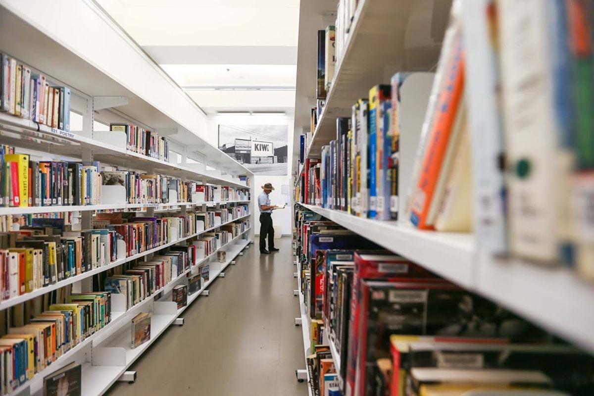 Best Libraries in Sydney Kings Cross Library